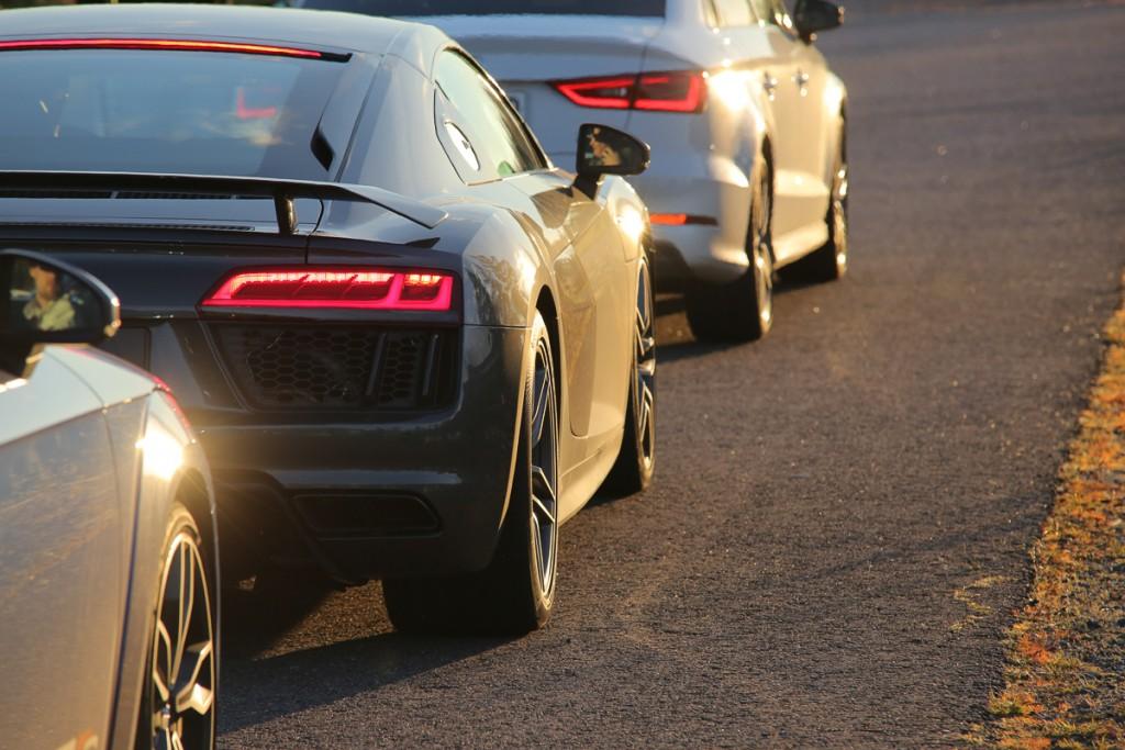 Valokuvaus ja videokuvaus: Audi Powerpark 2015